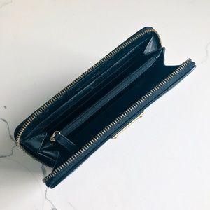 Michael Kors Bags - Michael Kors Black Logo-Print Wallet